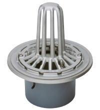 カネソウ ESSP-1-125 ステンレス鋳鋼製ルーフドレン ESSP-1 呼称 125mm ( 5インチ )