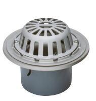 カネソウ ESSR-1-50 ステンレス鋳鋼製ルーフドレン ESSR-1 呼称 50mm ( 2インチ )