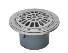 カネソウ ESSF-1-125 ステンレス鋳鋼製ルーフドレン ESSF-1 呼称 125mm ( 5インチ )