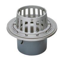 カネソウ ESSB-1-125 ステンレス鋳鋼製ルーフドレン ESSB-1 呼称 125mm ( 5インチ )