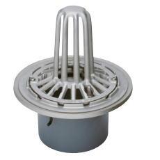 カネソウ ESSP-2-200 ステンレス鋳鋼製ルーフドレン ESSP-2 呼称 200mm ( 8インチ )