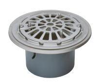 カネソウ ESSF-2-65 ステンレス鋳鋼製ルーフドレン ESSF-2 呼称 65mm ( 2 1/2インチ )