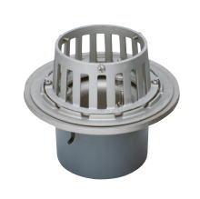 カネソウ ESSB-2-100 ステンレス鋳鋼製ルーフドレン ESSB-2 呼称 100mm ( 4インチ )