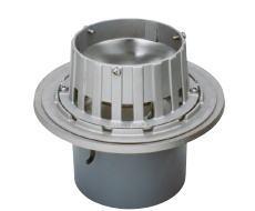 カネソウ ESSJ-2-65 ステンレス鋳鋼製ルーフドレン ESSJ-2 呼称 65mm ( 2 1/2インチ )