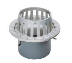 カネソウ ESMB-2-125 ステンレス鋳鋼製ルーフドレン ESMB-2 呼称 125mm ( 5インチ )
