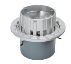 カネソウ ESMJ-2-65 ステンレス鋳鋼製ルーフドレン ESMJ-2 呼称 65mm ( 2 1/2インチ )