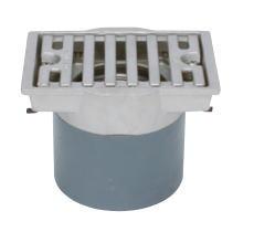 カネソウ ESMDF-2-50 ステンレス鋳鋼製ルーフドレン ESMDF-2 呼称 50mm ( 2インチ )