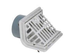 カネソウ ESXC-150 ステンレス鋳鋼製ルーフドレン ESXC 呼称 150mm ( 6インチ )