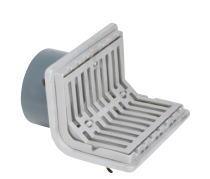 カネソウ ESXC-L-150 ステンレス鋳鋼製ルーフドレン ESXC-L 呼称 150mm ( 6インチ )