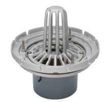 カネソウ ESSPW-1-50 ステンレス鋳鋼製ルーフドレン ESSPW-1 呼称 50mm ( 2インチ )