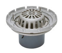カネソウ ESSRW-1-65 ステンレス鋳鋼製ルーフドレン ESSRW-1 呼称 65mm ( 2 1/2インチ )