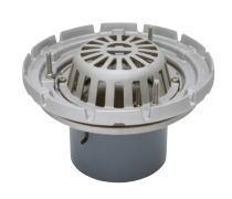 カネソウ ESSRW-1-100 ステンレス鋳鋼製ルーフドレン ESSRW-1 呼称 100mm ( 4インチ )