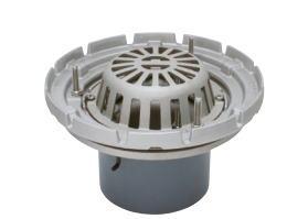 カネソウ ESSRW-2-150 ステンレス鋳鋼製ルーフドレン ESSRW-2 呼称 150mm ( 6インチ )