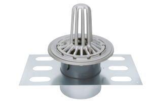 カネソウ EDSSP-2-50 ステンレス鋳鋼製ルーフドレン EDSSP-2 呼称 50mm ( 2インチ )