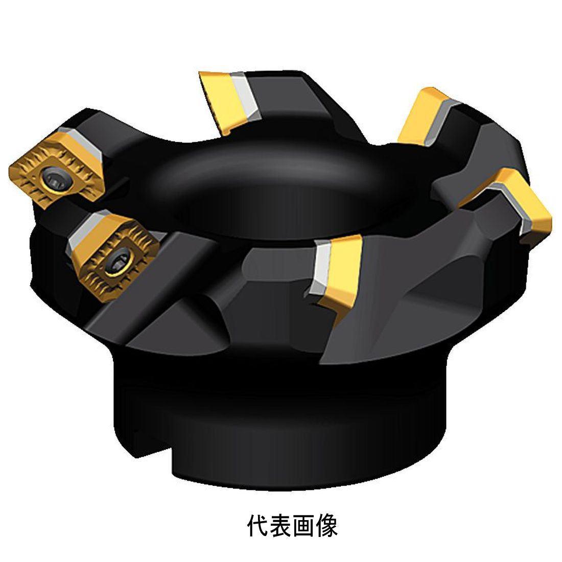 ケナメタルジャパン 50A04RS45SE14EG 全品送料無料 フェイスミーリングカッター KSSM 爆安 45 14MM --