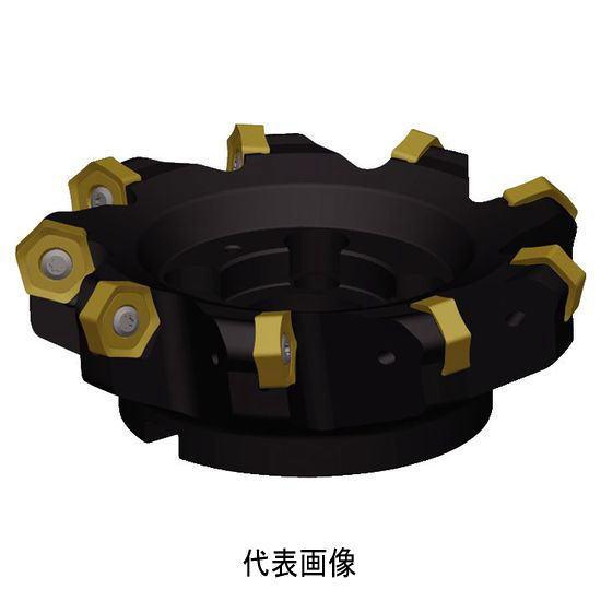 ケナメタルジャパン KSHR250C14RS45HN13 フェイスミーリングカッター DODEKA MAX 45