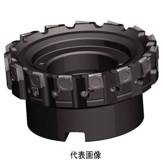 ケナメタルジャパン 100B12RP90SP12C3WFP フェイスミーリングカッター FIX PERFECT SP12 90