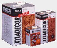 キシラデコール 4L 屋外木部用 木材保護塗料