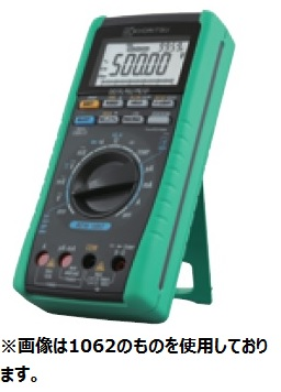 共立電気計器 デジタルマルチメータ キューマルチメータ KEW 1061