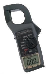 共立電気計器 漏れ電流・負荷電流測定用クランプメータ キュースナップ MODEL 2412 携帯用ケース付