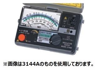 共立電気計器 絶縁抵抗計 キューメグ MODEL 3146A