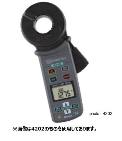 共立電気計器 多重接地専用アースクランプ キューアース MODEL 4200