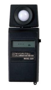 共立電気計器 デジタル照度計 MODEL 5201 携帯用ケース付