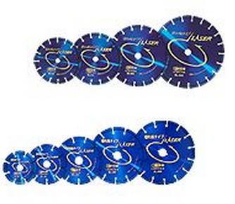ロブテックス エビ印 SL105 ダイヤモンドホイール レーザー(乾式) SL(切れ味タイプ) ロブスター