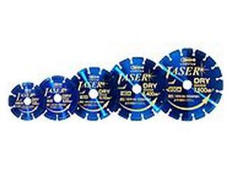 ロブテックス エビ印 SL180A ダイヤモンドホイール NEWレーザー(乾式) 通常タイプ ロブスター
