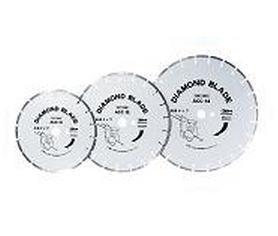 ロブテックス エビ印 ACC10 ダイヤモンド土木用ブレード(湿式) アスファルト・コンクリート兼用 消音タイプ ロブスター