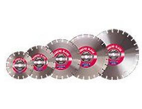 ロブテックス エビ印 AX1027 ダイヤモンド土木用ブレード(湿式) アスファルト用 高級品 ロブスター