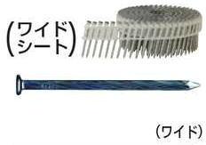 【マキタ MAKITA アクセサリー】 F-50166 シート釘 鋼板用 焼入れスクリュー 200本×20巻×2箱 MNR2538HM 38mm