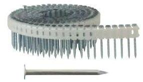 【マキタ MAKITA アクセサリー】 F-40387 ポケットネイル 内装外装用 無地スムース 188本×20巻×2箱 PK1625SM 25mm
