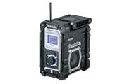 マキタ MR108B 充電式ラジオ バッテリ・充電器別売 黒