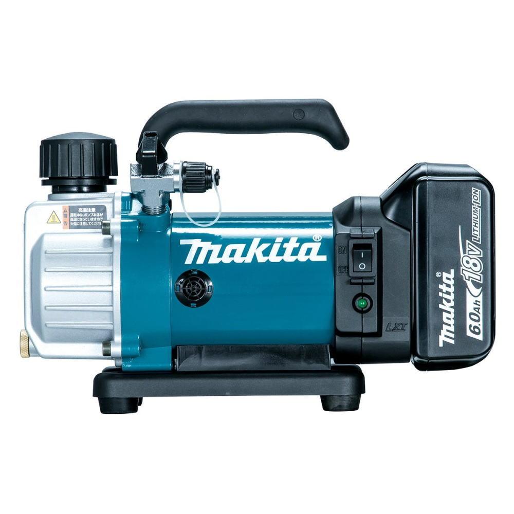 【在庫有り】マキタ VP180DRG 6.0Ah 充電式真空ポンプ セット品