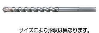 マキタ 超硬ドリル(SDS-MAX) A-58833 3D-MAX 25.0-520