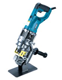 マキタ PP201 電動パンチャー(携帯油圧式) ワークスタンド付