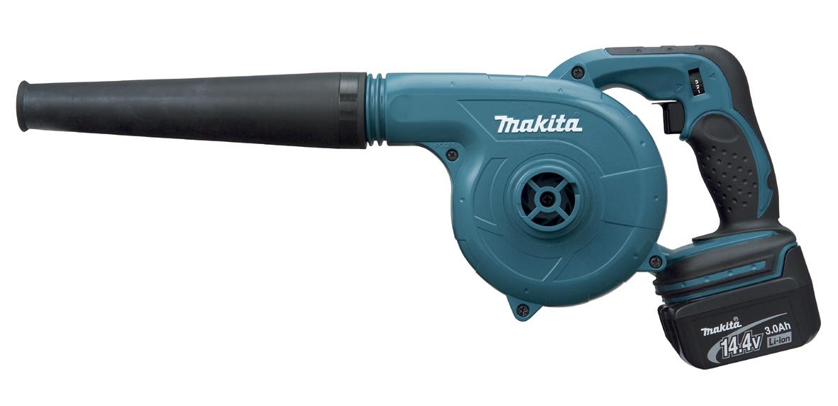 【マキタ MAKITA】 UB142DRF 14.4V 充電式ブロワー バッテリー、充電器付