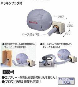 【マキタ MAKITA】 411(P) 集じん機(粉じん用) 100L