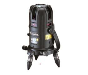 【マキタ MAKITA】【只今特価中!】 SK502PHZ レーザー墨出し器 高輝度+ラインポイント 耐衝撃 受光器セット