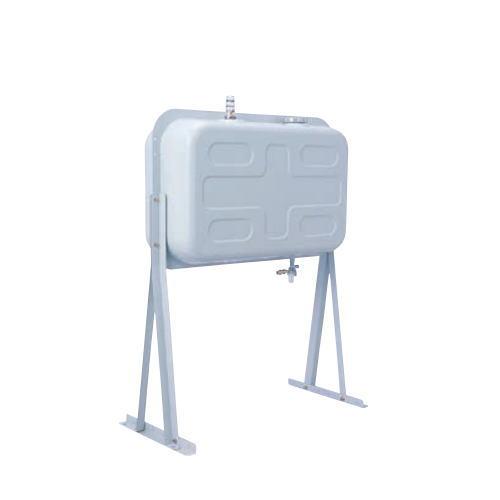 灯油タンク 新着 オイルタンク 屋外タンク 給油タンク ダイケン 屋外用ホームタンク HT95NS スチール製 配管仕様 ※代引不可 誕生日 お祝い 壁寄せスライドタイプ 2ウェイストレーナー付 95型