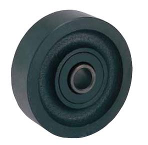 丸喜金属 C-2500 150 MALCON 枠無重量車(平型) サイズ:150 1個
