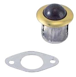 丸喜金属 UINTAMA060 サイズ:6 スチール玉刎 20打入