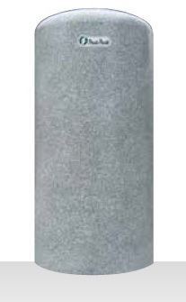 MEDOMALK メドーマルク MB-22L (固定式) デザインポストタイプ ポール Φ216.3 鋼管製・白みかげ石調 受注生産