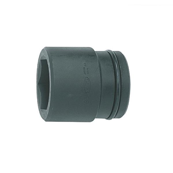 新品本物 90mm:家づくりと工具のお店 家ファン! P12-90 ミトロイ 6角 インパクトレンチ用ソケット(スタンダードタイプ) 1-1/2(38.1mm)-DIY・工具