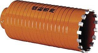 【送料無料】ミヤナガ PCD75C ポリクリック ドライモンドコアドリル(カッター) 75