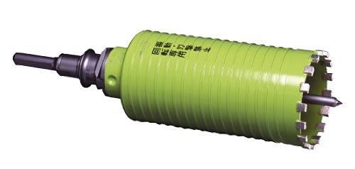 【送料無料】ミヤナガ PCB75 ポリクリック ブロック用ドライモンドコアドリル(セット) セット 75