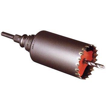 【送料無料】ミヤナガ PCSW60 ポリクリック 振動用コアドリル(セット)ストレート 60X130