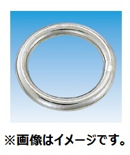 MIZUMOTO 水本機械【MM】 R-25-200 ステンレス金具 丸リンク