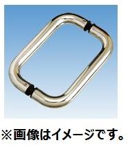 MIZUMOTO 水本機械【MM】 HO-28-450/HL ドアハンドル 鏡面仕上げ/ヘアーライン 1組